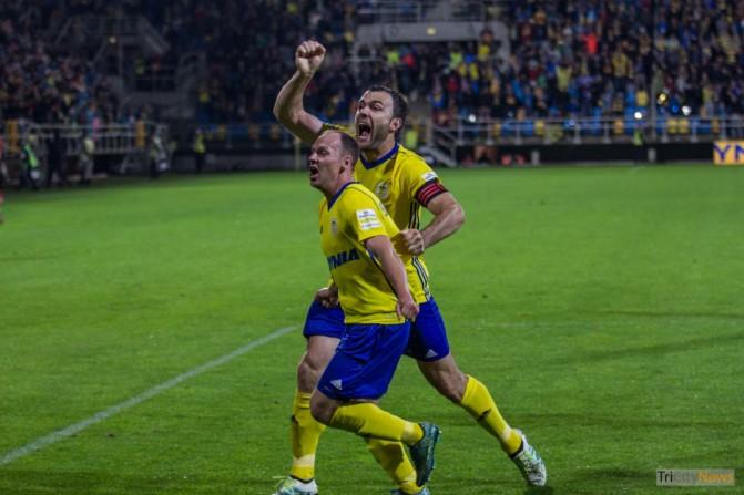 Arka Gdynia – FC Midtjylland photo Jakub Wozniak Tricity News-50