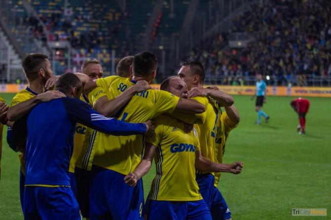 Arka Gdynia – FC Midtjylland photo Jakub Wozniak Tricity News-51