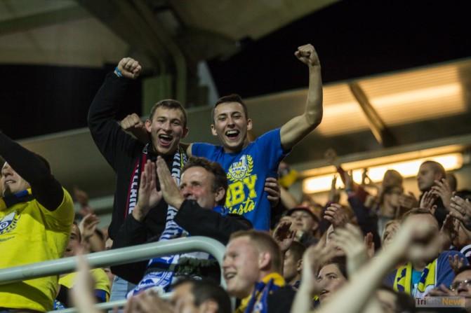 Arka Gdynia – FC Midtjylland photo Jakub Wozniak Tricity News-52