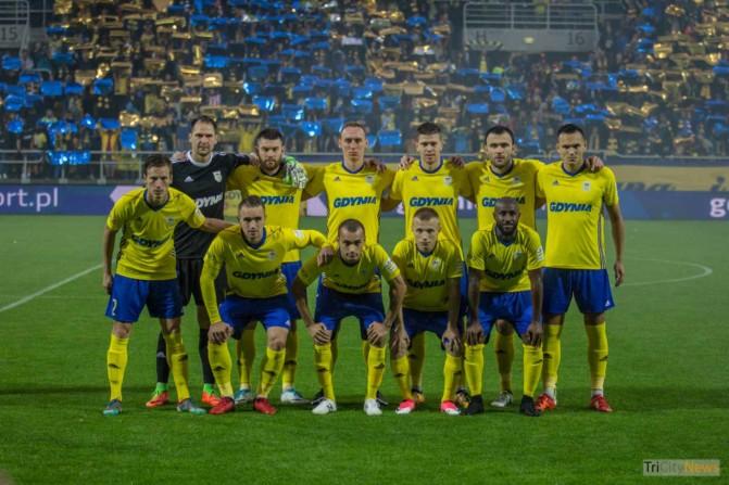 Arka Gdynia – FC Midtjylland photo Jakub Wozniak Tricity News-6