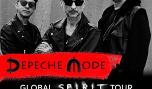 Depeche Mode, photo: Organizers
