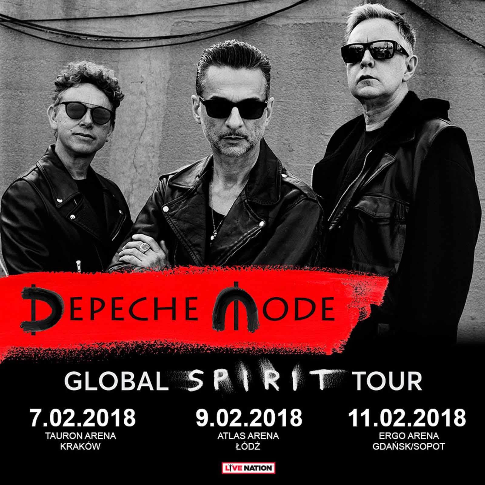 Depeche Mode, photo: Organizers