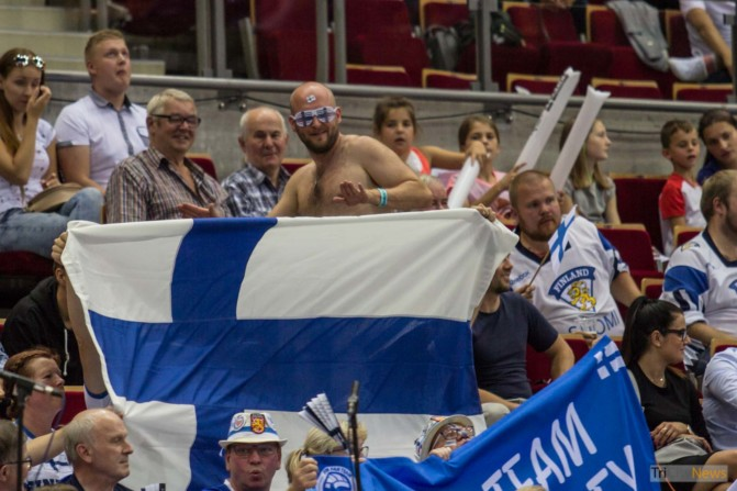 Eurovolley 2017 Finland Estonia fans Photo Jakub Wozniak Tricity News-1