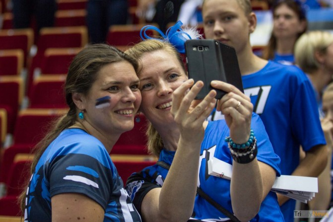 Eurovolley 2017 Finland Estonia fans Photo Jakub Wozniak Tricity News-7