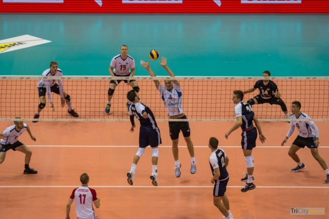 Lotto Eurovolley 2017 Poland – Estonia photo Jakub Wozniak Tricity News-12