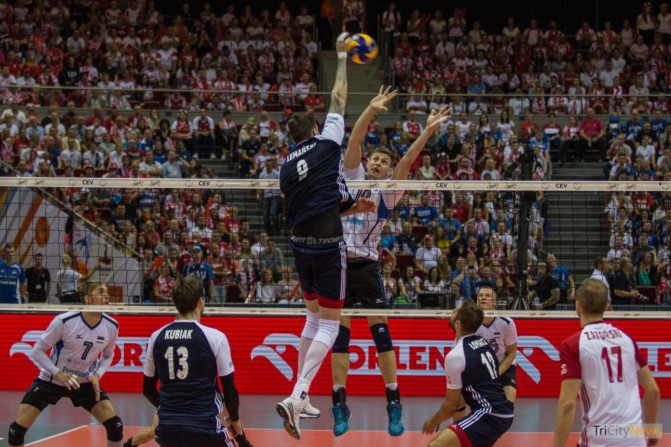 Lotto Eurovolley 2017 Poland – Estonia photo Jakub Wozniak Tricity News-18