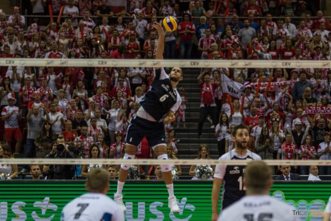 Lotto Eurovolley 2017 Poland – Estonia photo Jakub Wozniak Tricity News-25