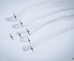 Aerobatic Show, Photo: Jakub Wozniak/Tricity News