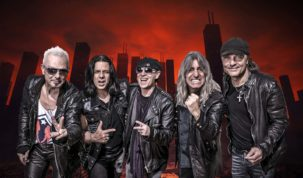 Scortpions, Photo: Organizers of Scorpions in Ergo Arena
