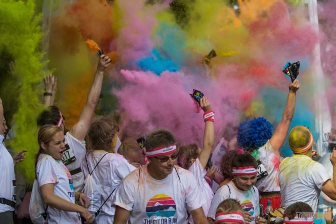 The Color Run by Skittles photo Jakub Wozniak Tricity News-10