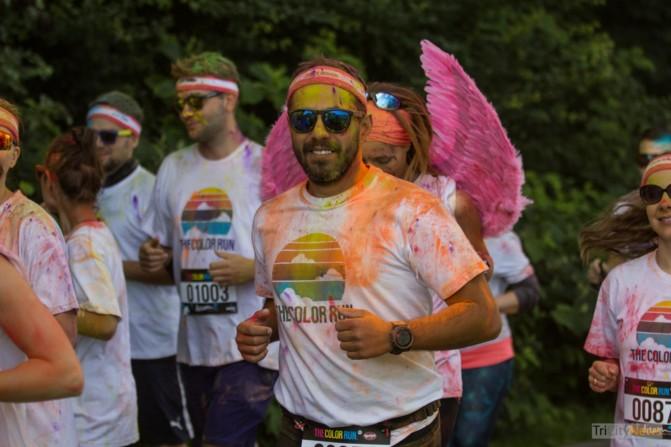 The Color Run by Skittles photo Jakub Wozniak Tricity News-11