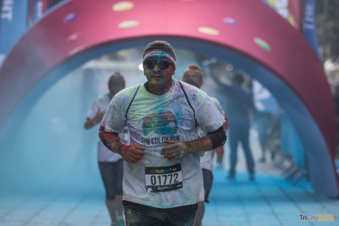 The Color Run by Skittles photo Jakub Wozniak Tricity News-13
