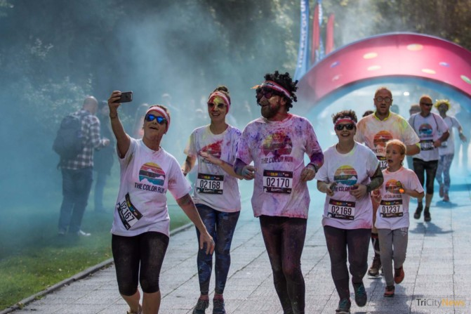 The Color Run by Skittles photo Jakub Wozniak Tricity News-14
