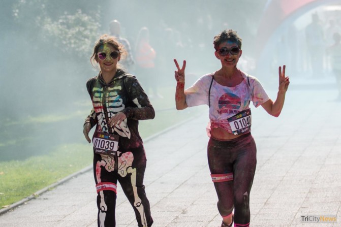 The Color Run by Skittles photo Jakub Wozniak Tricity News-15
