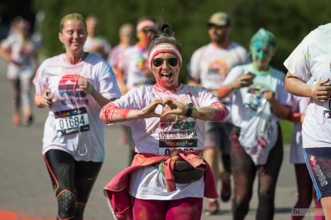 The Color Run by Skittles photo Jakub Wozniak Tricity News-17