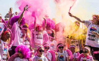 The Color Run by Skittles, photo: Jakub Wozniak/Tricity News
