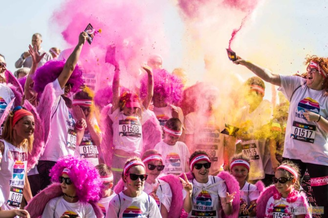 The Color Run by Skittles photo Jakub Wozniak Tricity News-2