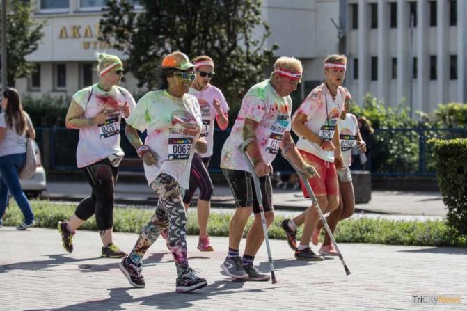 The Color Run by Skittles photo Jakub Wozniak Tricity News-21