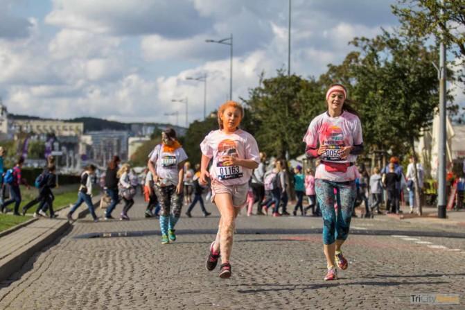 The Color Run by Skittles photo Jakub Wozniak Tricity News-22