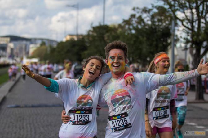 The Color Run by Skittles photo Jakub Wozniak Tricity News-23
