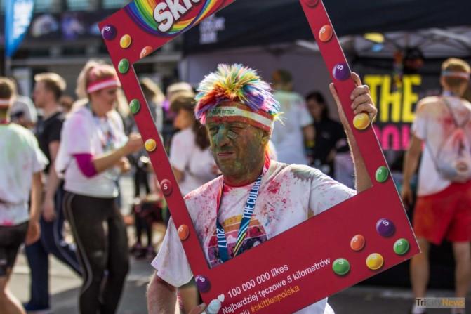 The Color Run by Skittles photo Jakub Wozniak Tricity News-26
