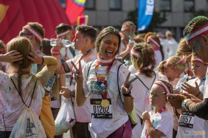 The Color Run by Skittles photo Jakub Wozniak Tricity News-29