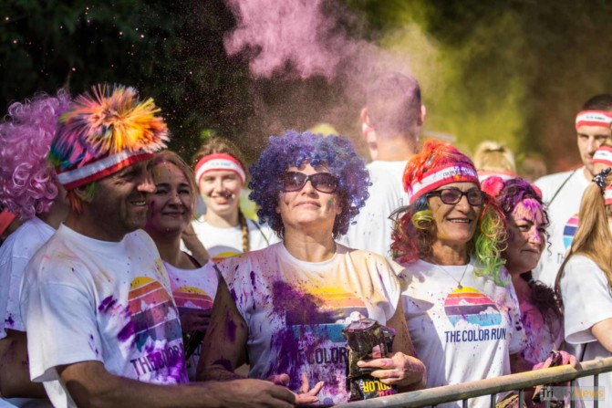 The Color Run by Skittles photo Jakub Wozniak Tricity News-3