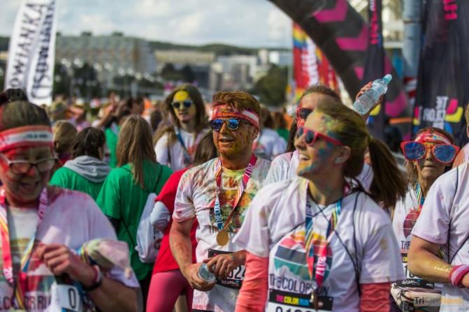 The Color Run by Skittles photo Jakub Wozniak Tricity News-30