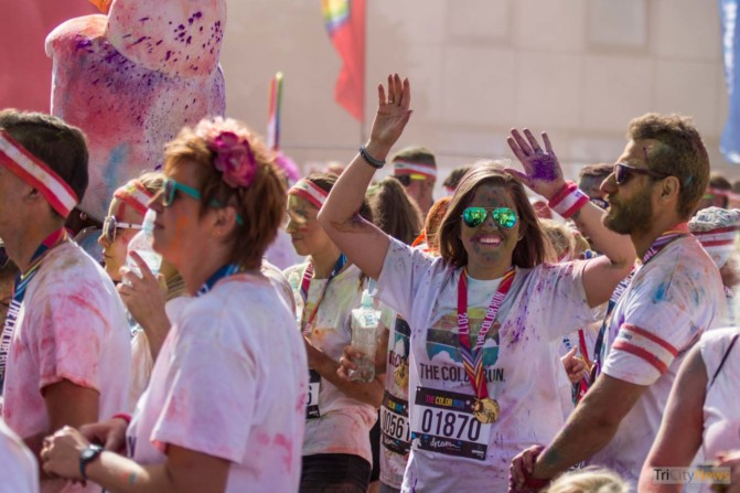 The Color Run by Skittles photo Jakub Wozniak Tricity News-35