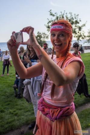 The Color Run by Skittles photo Jakub Wozniak Tricity News-7