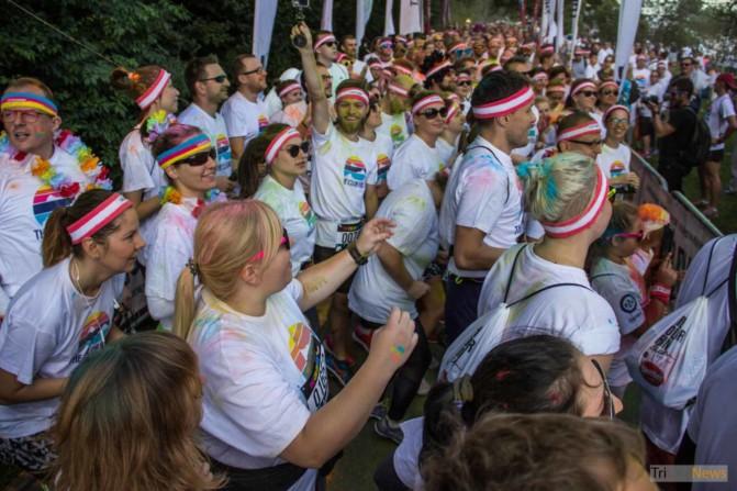 The Color Run by Skittles photo Jakub Wozniak Tricity News-8