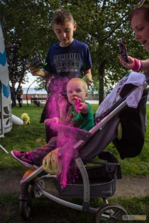 The Color Run by Skittles photo Jakub Wozniak Tricity News-9