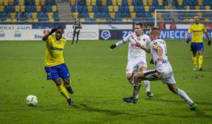 Arka Gdynia - Jagiellonia Bialystok, photo: Jakub Wozniak/Tricity News
