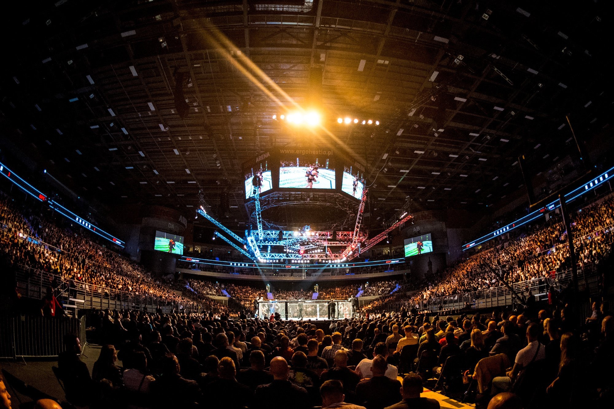 the ufc in gdansk - the summary of the event - tricitynews