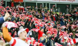 Polish football fans, photo: Luca Aliano/Tricity News