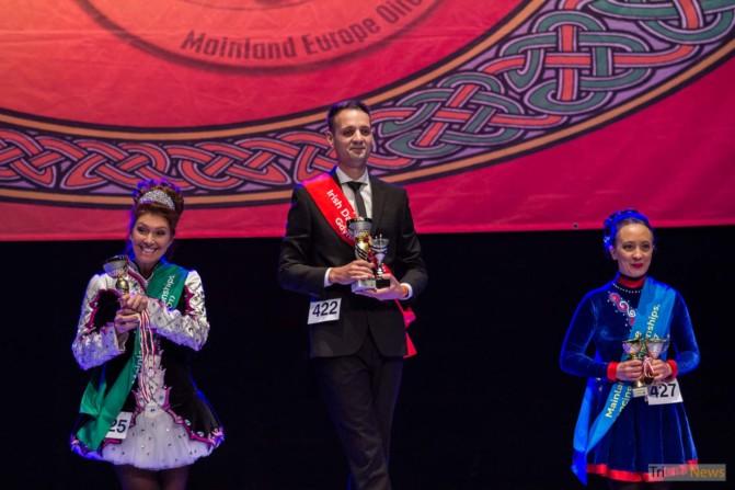Mainland Europe Irish Dancing Championships photo Jakub Wozniak Tricity News-19