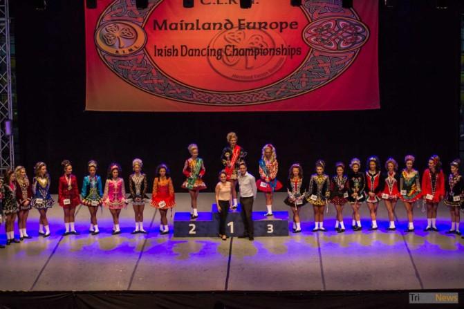 Mainland Europe Irish Dancing Championships photo Jakub Wozniak Tricity News-23