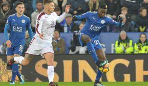 Leicester City-Burnley FC, Photo: B&O PRESS PHOTO