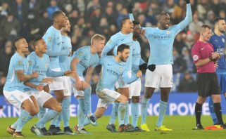Leicester City - Manchester City: B&O PRESS PHOTO for Tricity