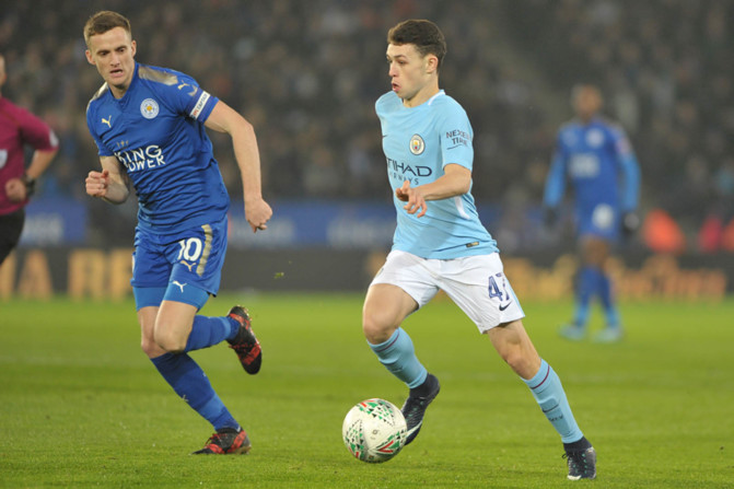 Leicester City – Manchester City B&O PRESS PHOTO for Tricity -11