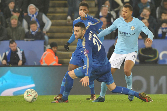 Leicester City – Manchester City B&O PRESS PHOTO for Tricity -18