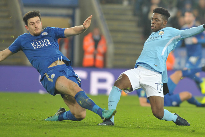 Leicester City – Manchester City B&O PRESS PHOTO for Tricity -21