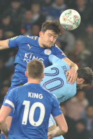 Leicester City – Manchester City B&O PRESS PHOTO for Tricity -23
