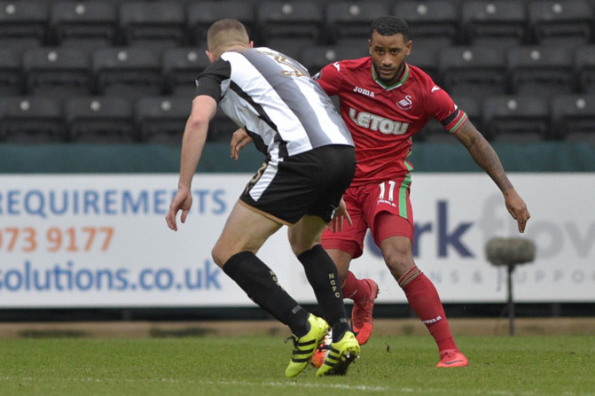 Notts County v Swansea City – FA Cup-4