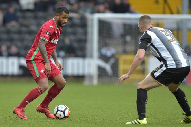 Notts County v Swansea City – FA Cup-6