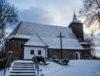 The oldest building in Gdynia - St. Nicolas church at Oksywie (XII century), photo: Jakub Wozniak/Tricity News