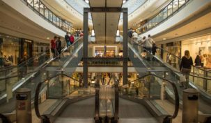 Galeria Baltycka Shopping Mall, photo: Jakub Wozniak/Tricity News