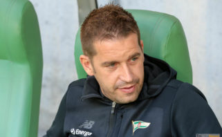Adam Owen, former coach of Lechia Gdansk, photo: Luke Aliano/Tricity News