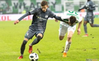 Lechia Gdansk - Legia Warsaw, photo: Luka Aliano/Tricity News