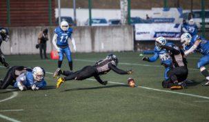 Seahawks Gdynia - Falcons Tychy, photo: Jakub Wozniak/Tricity News